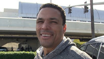 Tony Gonzalez -- Cam Newton Makes Himself A Target (VIDEO)