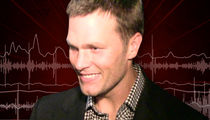 Tom Brady -- Addresses Dildo Thrown On Field ... 'Only In Buffalo' (AUDIO)
