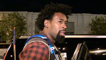 DeAndre Jordan -- Sevyn Streeter Should Diss The 76ers ... No Redo Of National Anthem (VIDEO)