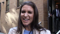 WWE's Stephanie McMahon -- I'm Gunning for Ronda Rousey ... When She Retires from UFC (VIDEO)