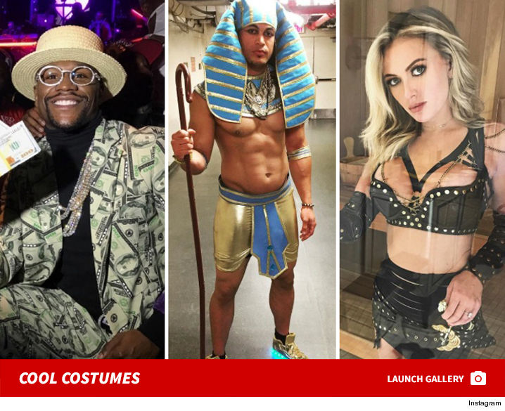 LeBron James Dropped 5k On Halloween Costume