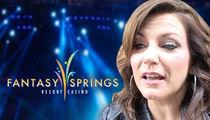 Martina McBride Fan -- Sues Casino and Security Guards ... I'm No Angel, But Concrete Slam Was B.S.! (PHOTOS)