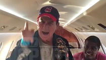 Charlie Sheen -- The City of Cleveland Needs Me ... And Here's My Bold Prediction (VIDEO)