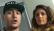 Cubs Hero Albert Almora Jr. -- BEST YEAR OF MY LIFE ... Baby, Marriage, Dad Beats Cancer, World Series (VIDEO)