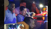 Charlie Sheen -- 'Sorry We F'ing Lost' ... Boozy Bar Rant (VIDEO)
