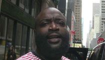 Rick Ross -- Uncle Sam Comes Knockin' ... Where's That $5.7 Mil In Taxes, Boss?