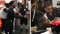 Pittsburgh Steelers -- Coolest.Video.Ever. ... Freeze Time With 'Mannequin Challenge' (VIDEO)