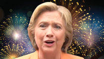 Hillary Clinton -- Pulls Plug On Election Night Fireworks