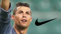 Cristiano Ronaldo -- Signs Massive New Deal with Nike ... This Is For Life! (VIDEO)