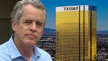 Donald Trump 'Walk of Fame' Star Vandal -- Cops Block Vegas Protest On Trump's Turf