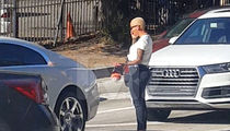 Amber Rose -- Tapped From Behind ... This is NOT How I Roll (VIDEO + PHOTO)
