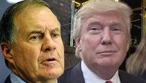 Bill Belichick -- Letter to Trump Wasn't Political ... He's My Friend (VIDEO)