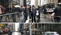 Donald Trump -- Trump Tower On Lockdown Security Until Inauguration Day (PHOTOS)