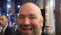 Dana White -- Trump Might Come to UFC 205 ... 'Originally Said He Would' (VIDEO)