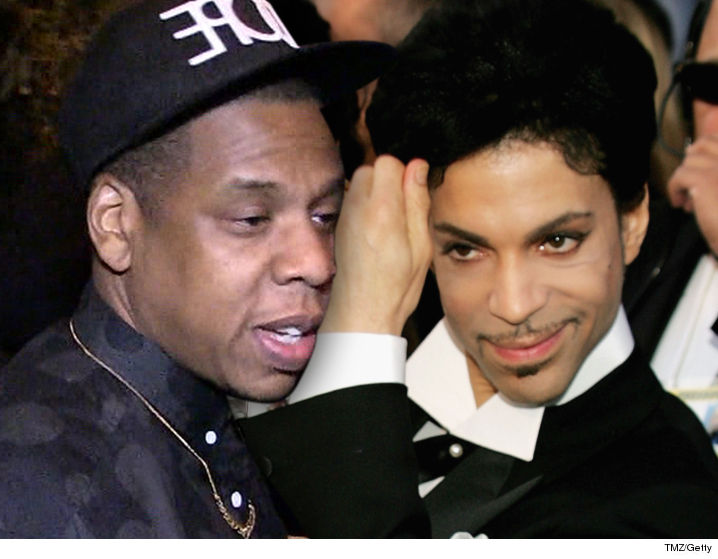 Prince's Estate Rejects Jay Z's Bid For Unreleased Music Catalog
