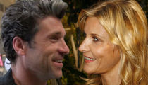 Patrick & Jill Dempsey -- It's Official ... We're NOT Divorcing!