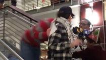 Donald Trump -- Violent Attack On Student Protester (VIDEO)