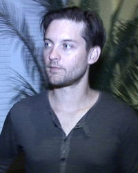 Tobey Maguire News, Pictures, and Videos | TMZ.com  Tobey Maguire