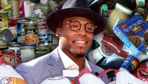 Cam Newton -- Throwing Massive Thanksgiving Dinner ... 800 Kids!!