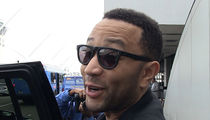 John Legend -- LeBron's Beef Is Valid ... His Partners Ain't No 'Posse' (VIDEO)