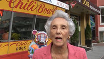 Ben's Chili Bowl -- Beware, Donald Trump ... They Want to Stuff You With Chili Cheese Fries!!! (VIDEO)