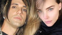 Criss Angel -- I'm Feelin' the Magic With My Hot Latina Pop Star GF
