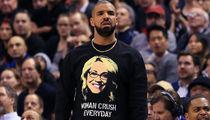 Drake -- Sorry, Folks ... Doris Burke Shirt Strictly OVO