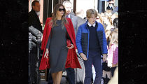 Melania & Barron Trump -- Two's a Crowd Now (PHOTOS)