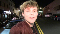 5SOS Drummer Ashton Irwin -- Hey, Hey, Simmer Down About Hailey Baldwin (VIDEO)