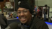 Nick Cannon -- New Baby on the Way ... Byeee Mariah!! (VIDEOS)