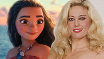Disney's 'Moana' -- Italy Changes Name ... That Sounds Like Porn to Us!!