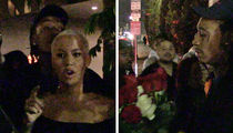 Wiz Khalifa -- Look What I Got for You, Amber Rose ... Pardon My Cliche (VIDEO)