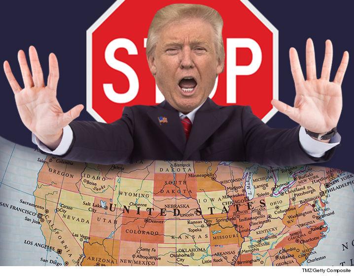 Donald Trump - Immigrants Scrambling ... Legal Business ...