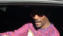 Snoop Dogg -- Master P As NBA Coach? Fo' Shizzle!!! (VIDEO)