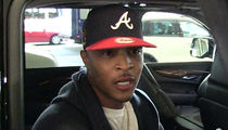 T.I. Sued -- You Owe $390k for Bailing On Graduation