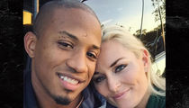Lindsey Vonn -- I'VE GOT A BOYFRIEND ... And It Ain't Lewis Hamilton! (PHOTO)