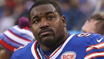 Marcell Dareus -- I WAS HACKED ... Didn't Say 'Eff the Bills, I Smoke Weed,' Etc. (PHOTO)