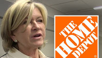 Martha Stewart's Company Sued -- Give Her the Chair!!!