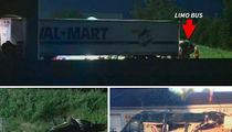 Tracy Morgan -- Walmart Settles Its Own Score After Fatal Crash