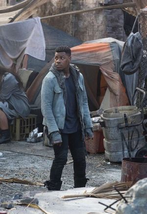 John Boyega -- Black Stormtrooper Gets New Gig ... Badass in 'Pacific Rim' Seqeuel