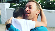Chris Martin, Gwyneth Paltrow -- We May Be Divorced, But We're Still a Loving Family (PHOTO)