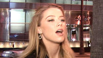 Amber Heard -- Children's Hospital Money MIA