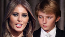 Melania and Barron Trump -- Victory! YouTuber will Remove Bogus 'Autism' Video
