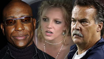 Eric Dickerson -- Blasts Jeff Fisher ... Don't Compare Me to Britney Spears!!! (AUDIO)