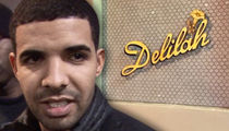 Drake -- Bodyguard Roped Into Battery Case