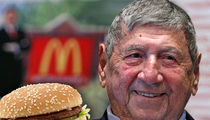 McDonald's -- Big Mac Creator Dies at 98