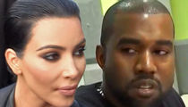 Kim Kardashian -- Here's What Her Day Looks Like ... Not for the Faint of Heart