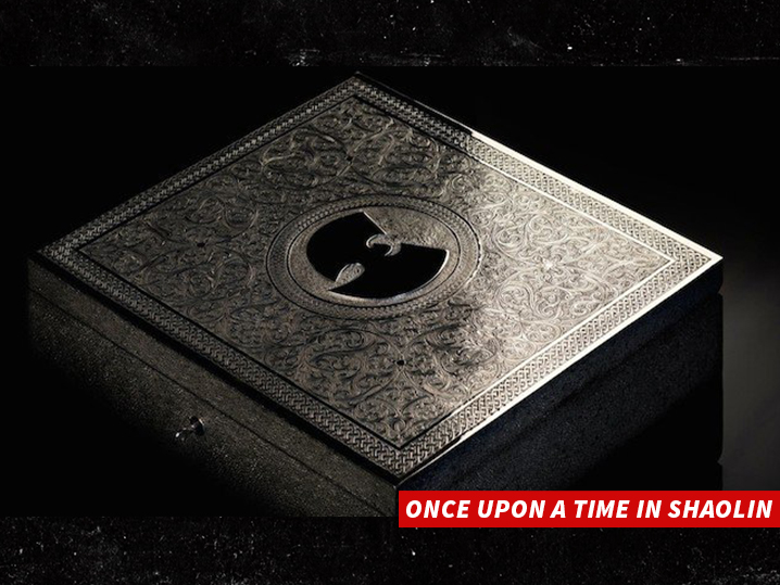 God Sues Wu-Tang Clan for $2.5 Million