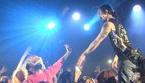 Steve Aoki -- Happy Birthday Cake Throw Backfires, Stops Party (VIDEO)