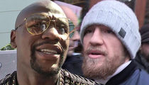 Floyd Mayweather -- Still Doesn't Believe McGregor's For Real